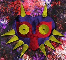 Majora's Mask by BradBailey