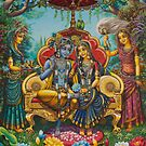 Nikunj Rasa by Vrindavan Das
