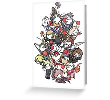 Moogle Fantasy Greeting Card