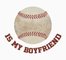 Baseball is My Boyfriend by swiener