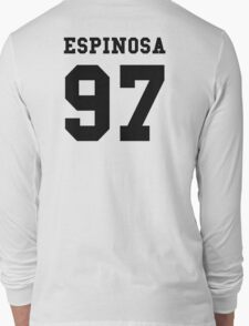 ESPINOSA 97 Black Long Sleeve T-Shirt