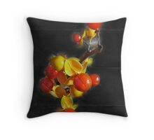 Life is Bittersweet Throw Pillow