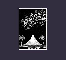Comet over Taranaki Unisex T-Shirt