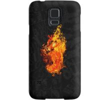 I Will Burn You Samsung Galaxy Case/Skin