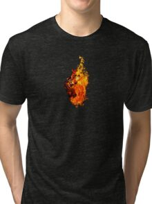 I Will Burn You Tri-blend T-Shirt