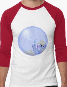 Derp Bubble Men's Baseball ¾ T-Shirt