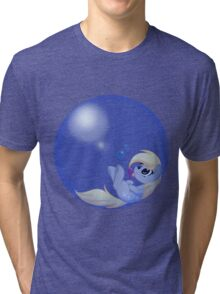 Derp Bubble Tri-blend T-Shirt