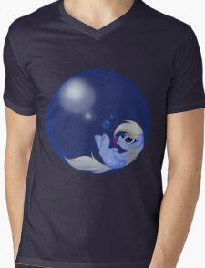 Derp Bubble Mens V-Neck T-Shirt