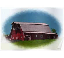 Red Barns 1 Poster