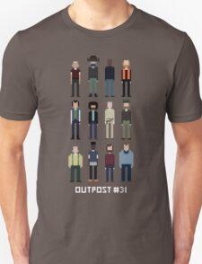 Pixel Outpost 31 Crew T-Shirt