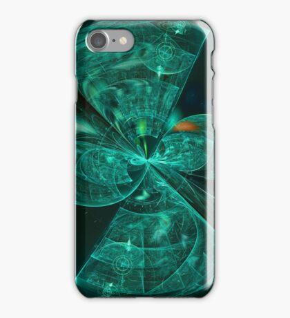 Green machine - iPhone case iPhone Case/Skin