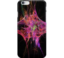 Colliding colours - iPhone case iPhone Case/Skin