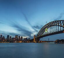 The Harbour Sydney by DusanR