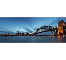 The Harbour Sydney Photographic Print