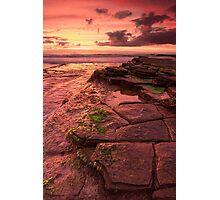 Red Landing Photographic Print