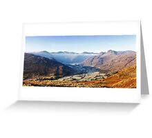 Frosty Langdale Greeting Card