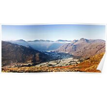 Frosty Langdale Poster