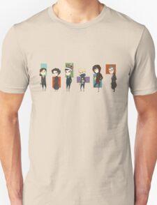 Sherlock Army Unisex T-Shirt