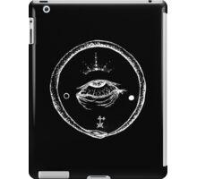 Inverted 'Enlightenment' Oroboros iPad Case/Skin
