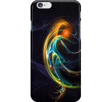 Dissolution into blue - iPhone case iPhone Case/Skin