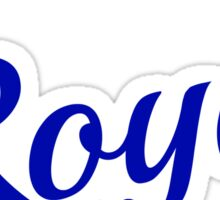 Forever Royal Sticker