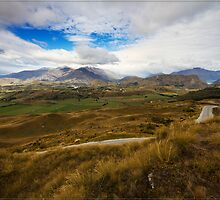 N.Z. Rugged Mountains 12 by Chris Cohen