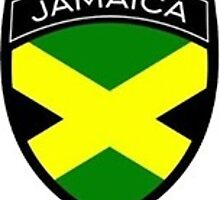 Jamaica Flag by JuliaKay23
