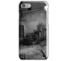 Around the Alleyway iPhone Case/Skin