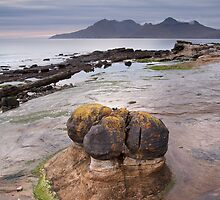 Laig Geology by Christopher Cullen