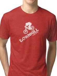 Downhill Tri-blend T-Shirt