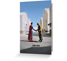 Wish You Were Here Greeting Card