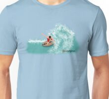 Skimboarder Unisex T-Shirt