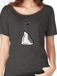 Snowboard Women's Relaxed Fit T-Shirt