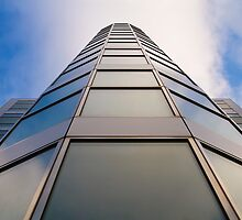 Den Haag - Looking Up by Terry Seidler