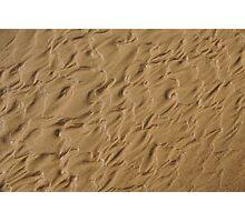 Sand. Photographic Print