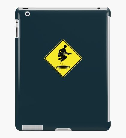 You Enjoy Mini-Tramps iPad Case/Skin