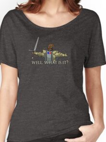 Giant Dad - Well, What Is It? Women's Relaxed Fit T-Shirt