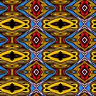 ancient pattern by Loreto Bautista Jr.