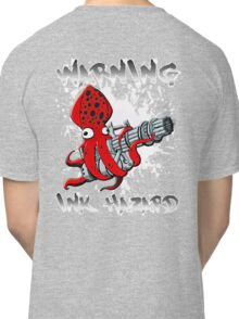 Squid Hunters Ink Hazard Classic T-Shirt