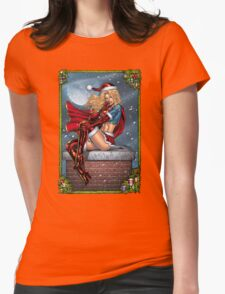 Supergirl for Christmas T-Shirt