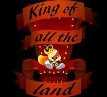King by blueshyguy27