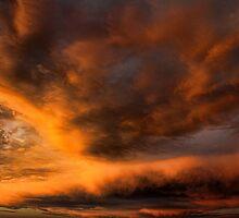 Cloud 20120115-142 by Carolyn  Fletcher