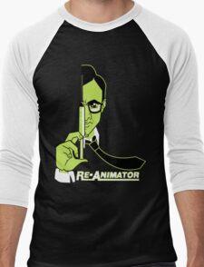 Herbert West Re-Animator Men's Baseball ¾ T-Shirt
