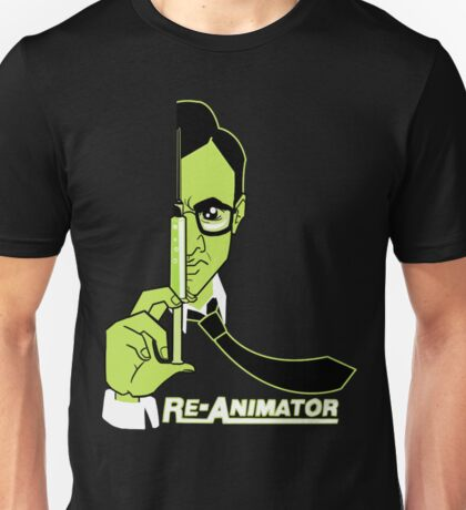Herbert West Re-Animator T-Shirt