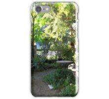 Sunlight In The Garden - Hidden Chateau iPhone Case/Skin