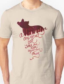 All Animals are Equal T-Shirt