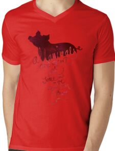 All Animals are Equal Mens V-Neck T-Shirt