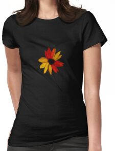 Flashes from my Mind Womens Fitted T-Shirt