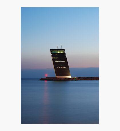 Port of Lisbon Photographic Print