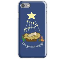 The Greatest Gift iPhone Case/Skin